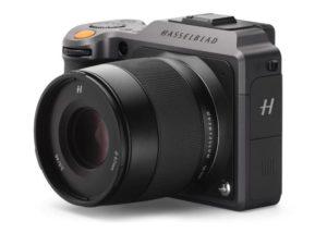 Hasselblad X1D II 50C medium format camera