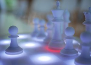 In2Chess next generation chess board
