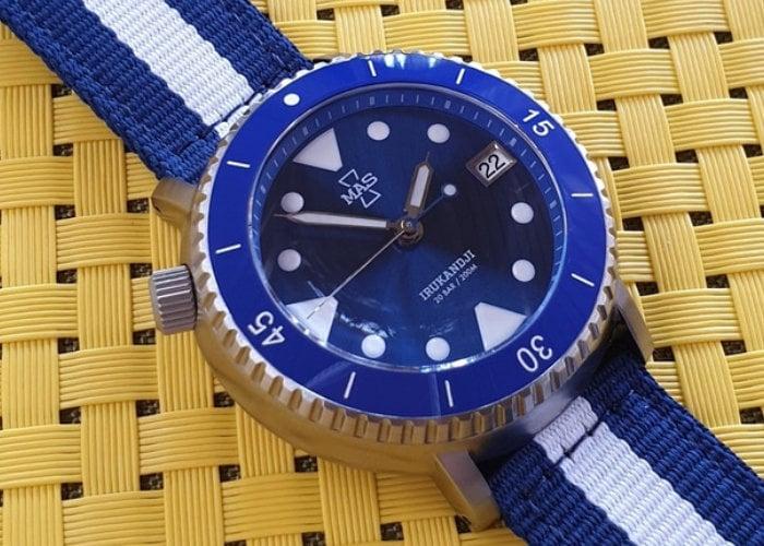 Irukandji Dive Watch