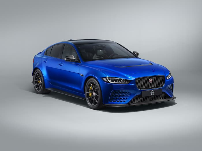 Limited Edition Jaguar XE SV Project 8 revealed