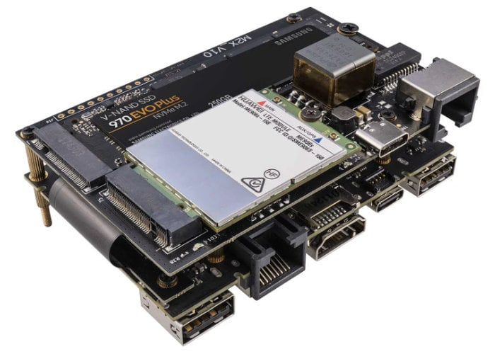 Khadas VIM3 mini PC