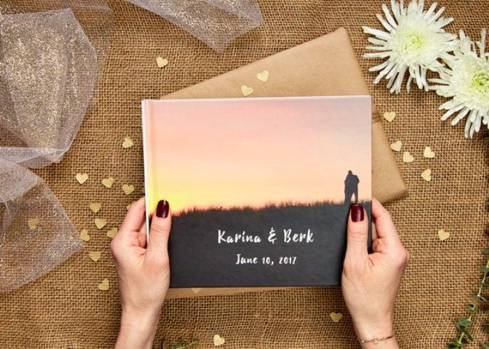 Kindra Collaborative photo book