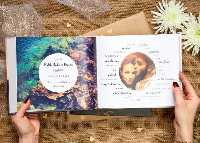 Collaborative photo book