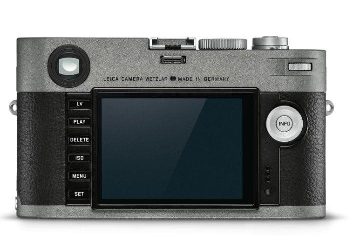 Leica M rangefinder camera