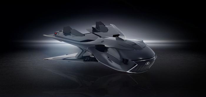 Lexus Jet