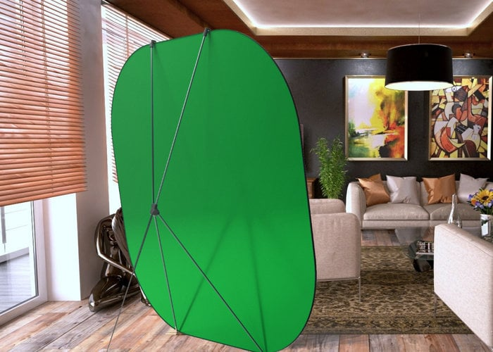 NeatScreen studio popup green screen