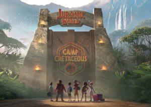 Netflix Jurassic World animated series