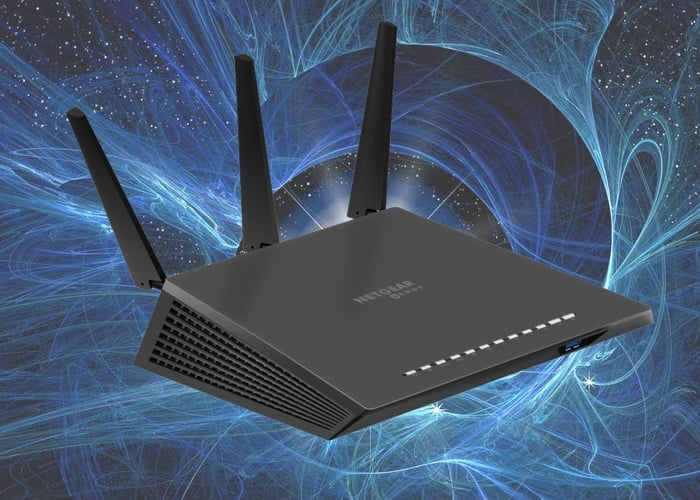 Netgear Advanced Network Protection with new Nighthawk wireless router