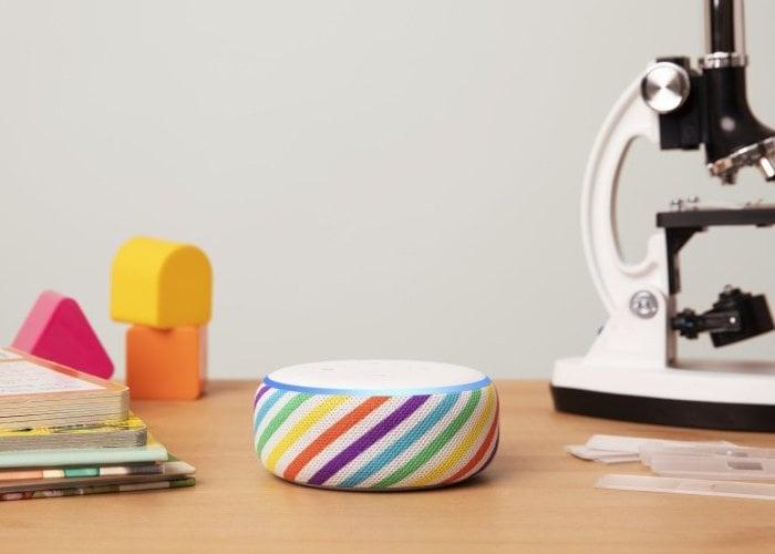 New Amazon Echo for kids