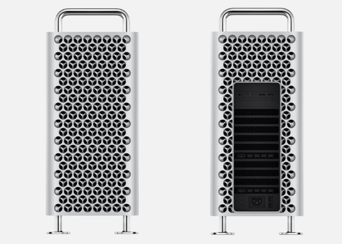 New Apple Mac Pro 2019 workstation