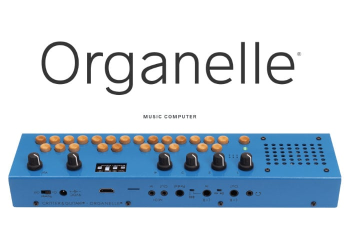 New Organelle synth now available powered by Raspberry Pi - Geeky