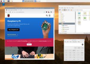 New Raspbian Raspberry Pi OS Buster
