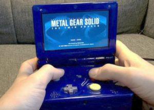 Nintendo Wii handheld