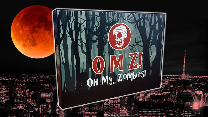 OMZ! Oh My, Zombies