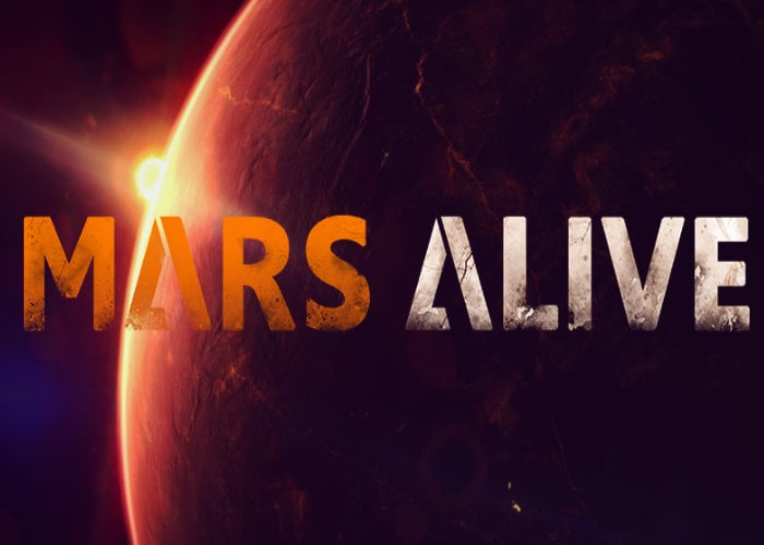 PlayStation VR space adventure Mars Alive