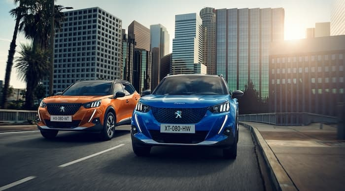 New Peugeot 2008 SUV and E-2008 SUV revealed