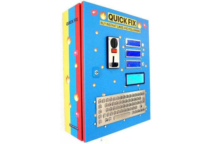 Quick Fix vending machine