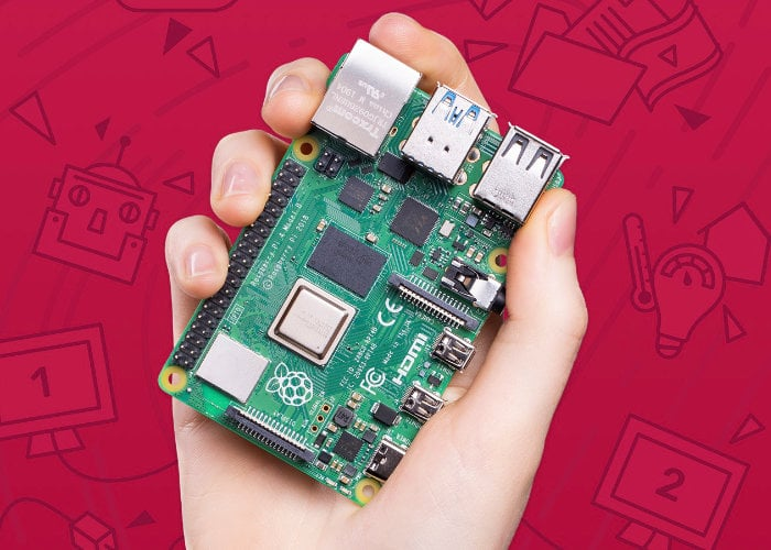 Raspberry Pi cover image