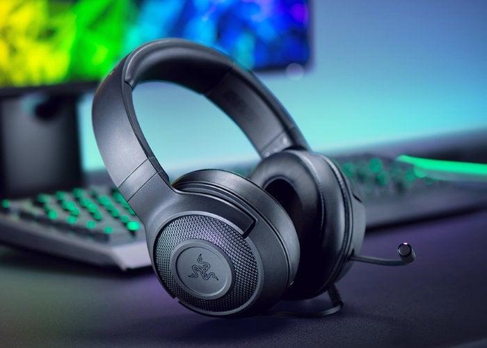 Razer Kraken X gaming headset