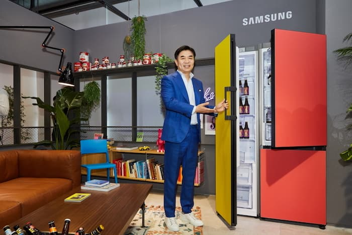 Samsung Project Prism offers Bespoke home appliances