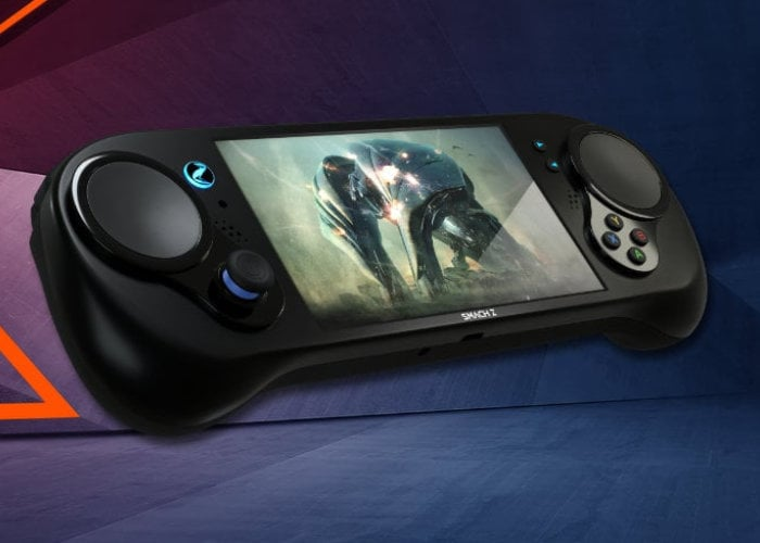 Smach Z handheld gaming PC