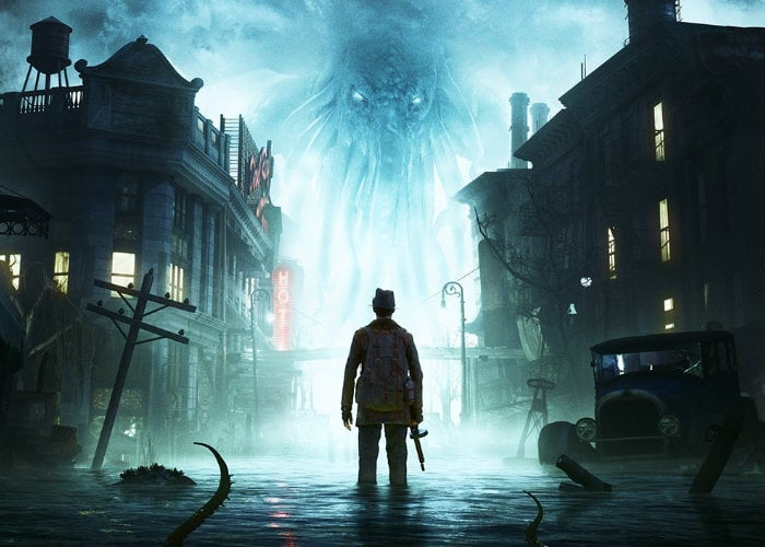 The Sinking City Lovecraftian detective thriller game
