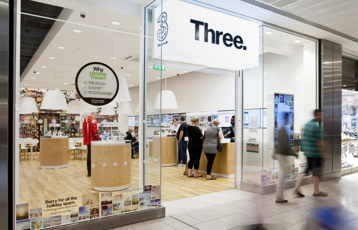 Three 5G Network