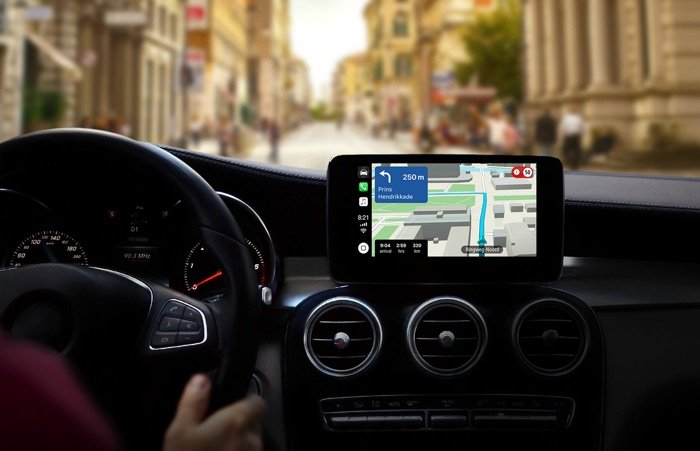 New TomTom Go navigation app launched, works with Apple CarPlay