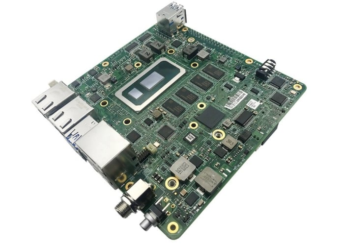 UP Xtreme single board PC