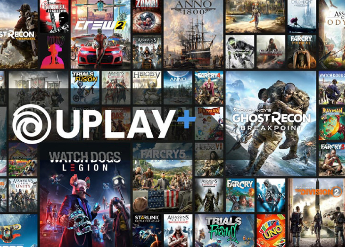 Uplay+ game subscription service