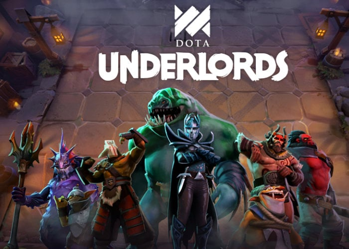 Valve Auto Chess Dota Underlords