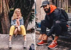 Victor Lou sustainable sneakers