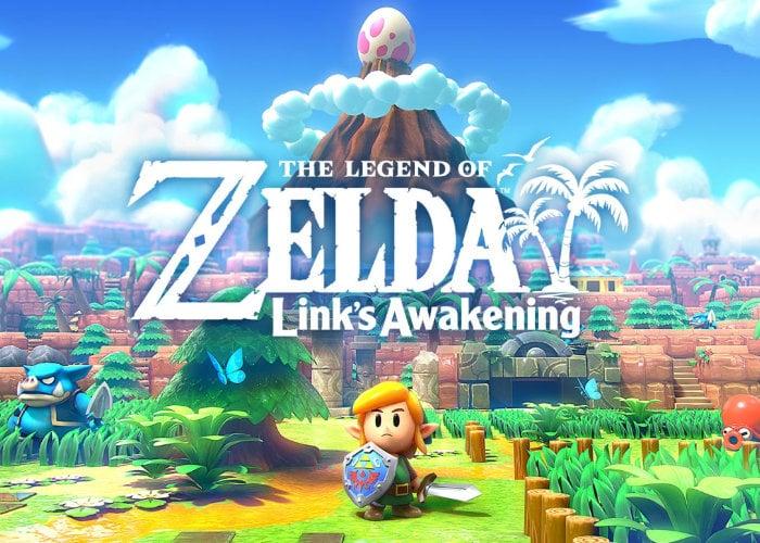 Zelda Link's Awakening new gameplay and areas unveiled