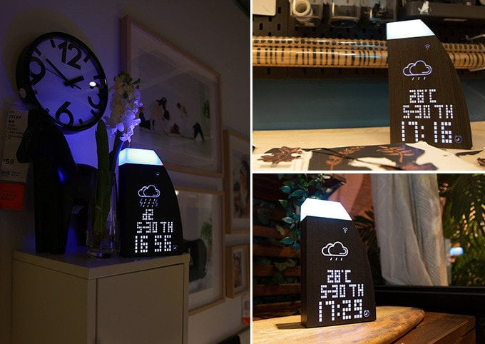 Zen clock