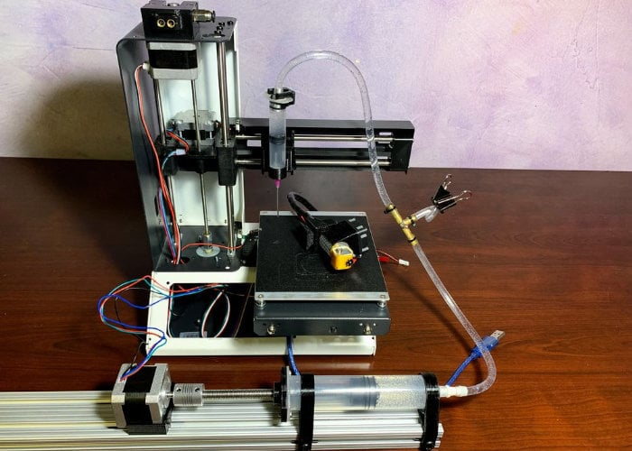 desktop bioprinting machine
