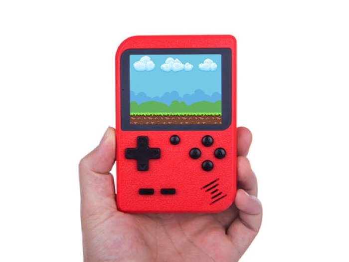 GameBud Portable Gaming Console