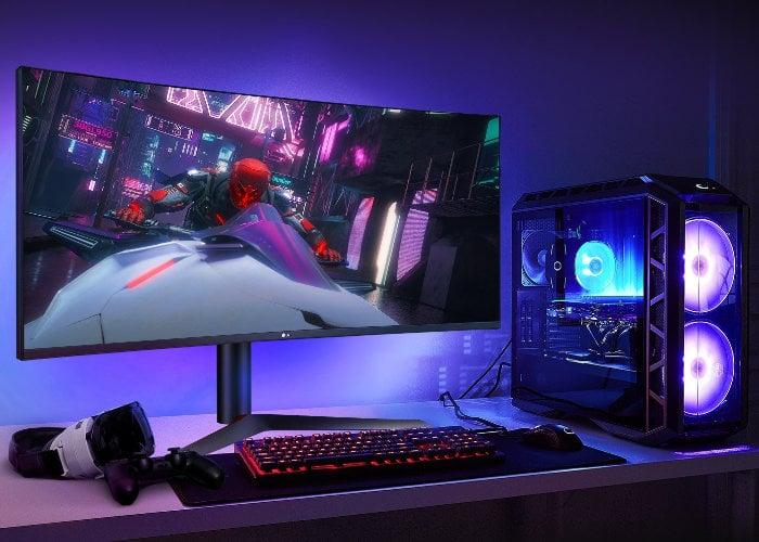 LG UltraGear Nano IPS NVIDIA G-SYNC gaming monitor