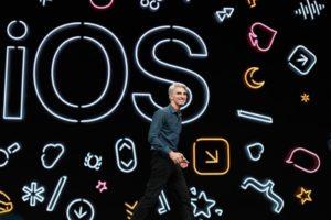 iOS 13 beta 1
