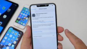 iOS 13 beta 2