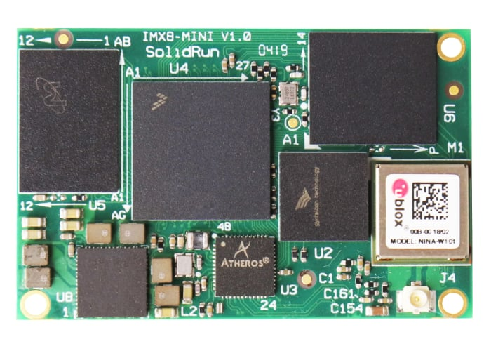i.MX 8M mini SOM development board