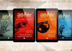 new Harry Potter books