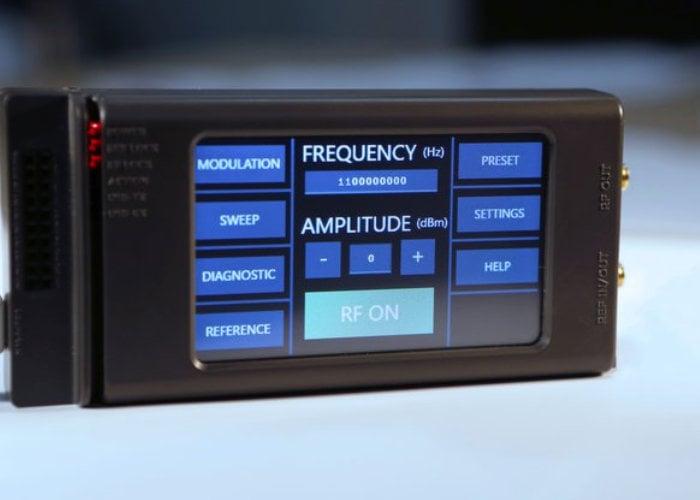 open source RF signal generator