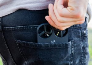 pocket camera drone