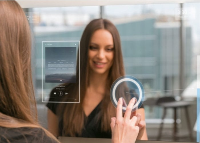 Ayi smart mirror supports Alexa, Nest and more from $499