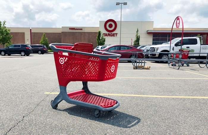 Target is now offering same-day delivery directly through its website