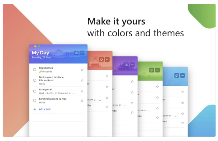 Microsoft To-Do app arrives on Mac with Outlook sync and