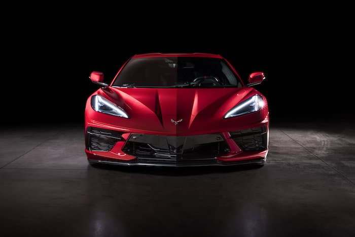 2020 Corvette Stingray Is A Mid Engine Supercar Geeky