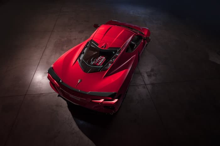 2020 Corvette Stingray is a mid engine supercar - Geeky ...