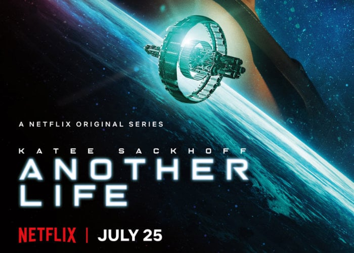 Netflix Anorther Life sci-fi series premiers July 25th