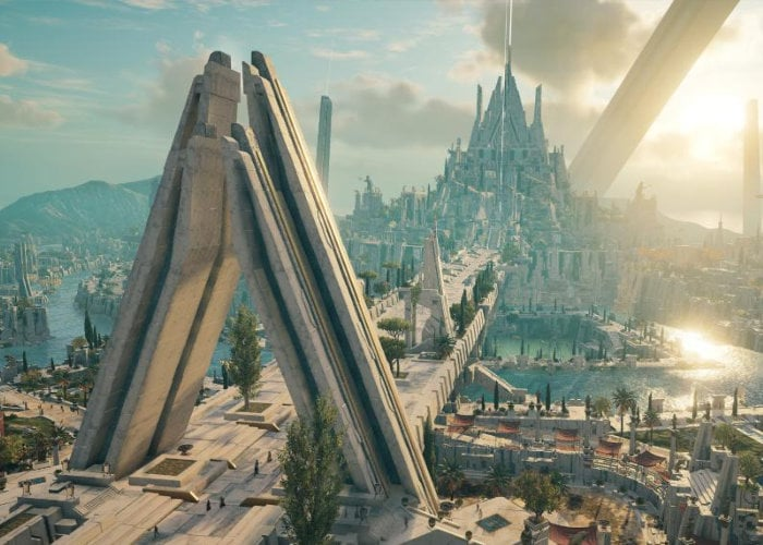 Assassin's Creed Odyssey Judgment of Atlantis DLC now available